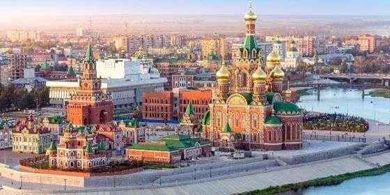 أهم المزارات السياحية في روسيا