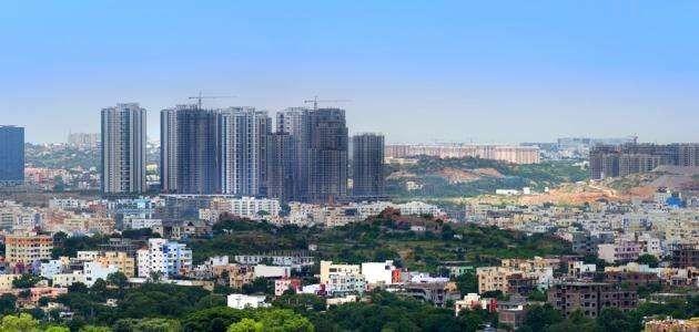 أهم مدن الهند