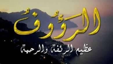 Photo of معنى اسم الله الرؤوف .. تعرف علي المعني اللغوي لإسم الله الرؤوف