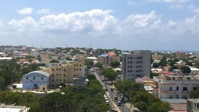 المسافات بين مدن الصومال