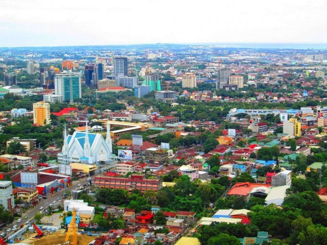 المسافة بين الفلبين والدول القريبة لها