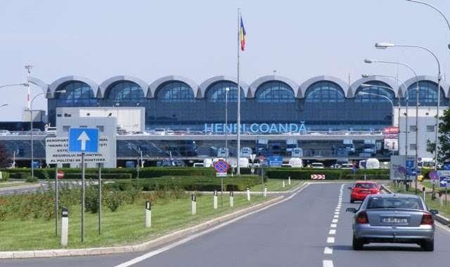 المطارات في رومانيا
