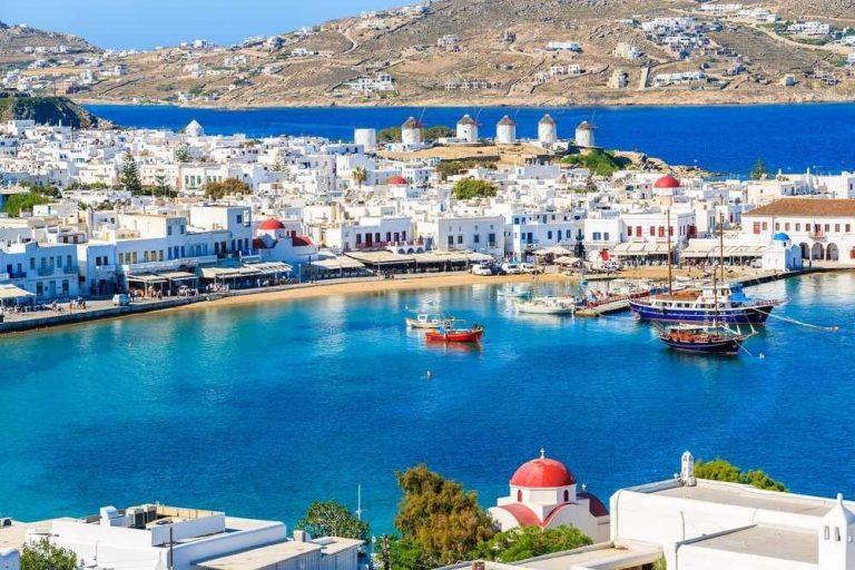 أفضل وقت لزيارة اليونان