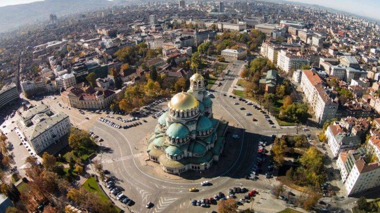 المسافات بين مدن بلغاريا