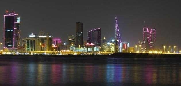 الطبيعة في البحرين ..