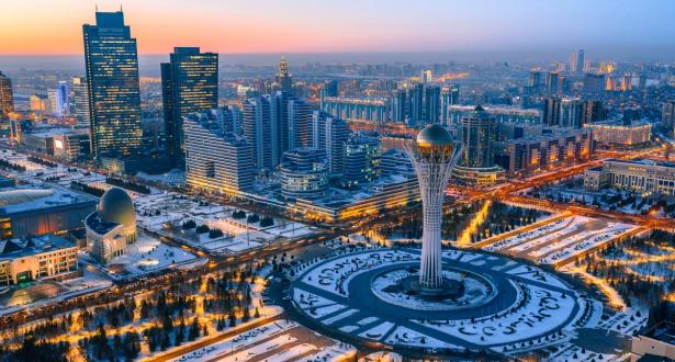 معلومات عن دولة كازاخستان