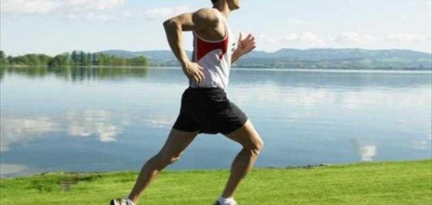معلومات عن رياضة الجري