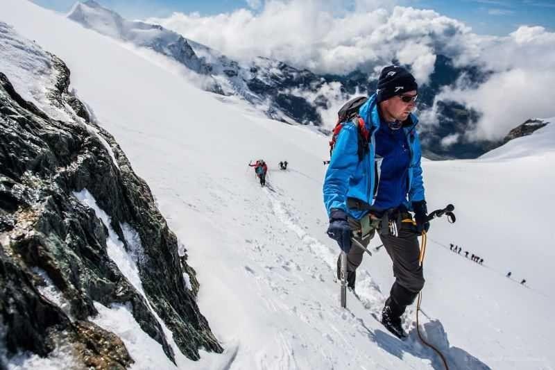 معلومات عن رياضة تسلق الجبال