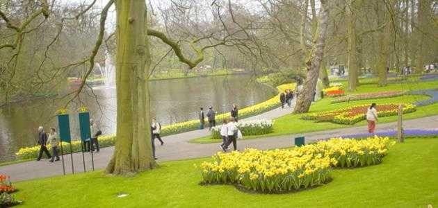 افضل وقت لزيارة هولندا