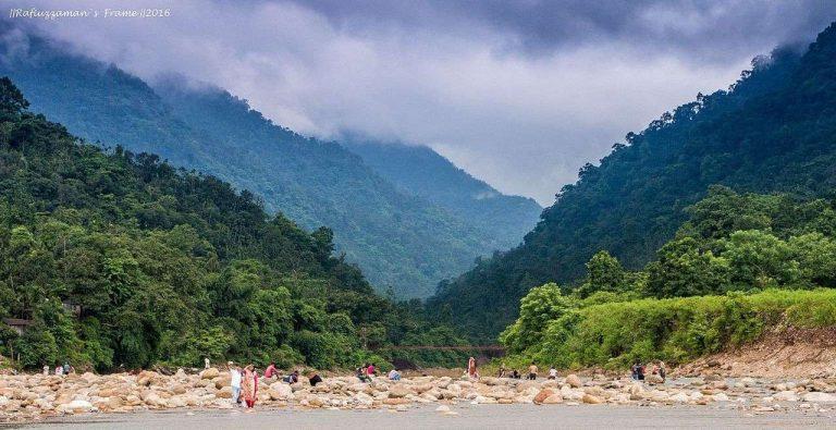 الطبيعة الجغرافية والمناخية لبنغلاديش