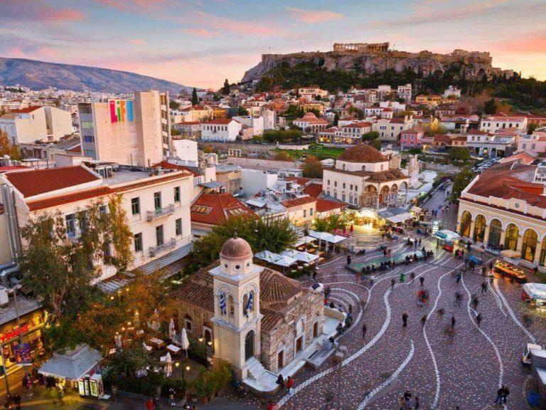 أثينا -أفضل وقت لزيارة اليونان
