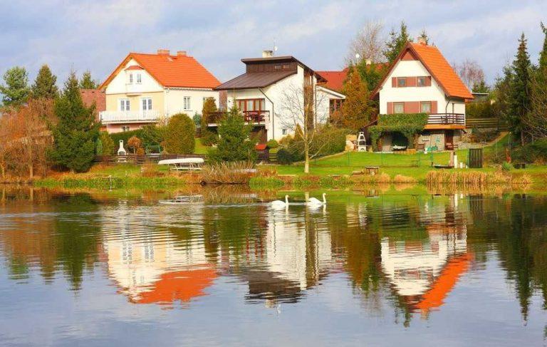 مدينة برنو - الطبيعة في التشيك