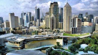 المسافات بين مدن الفلبين