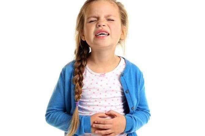 علاج المغص عند الأطفال الكبار