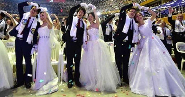 طريقة الزواج في كوريا الجنوبية