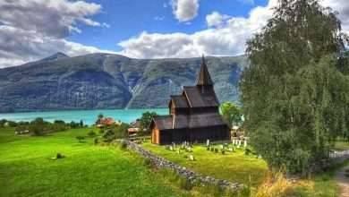 Photo of الطبيعة في النرويج