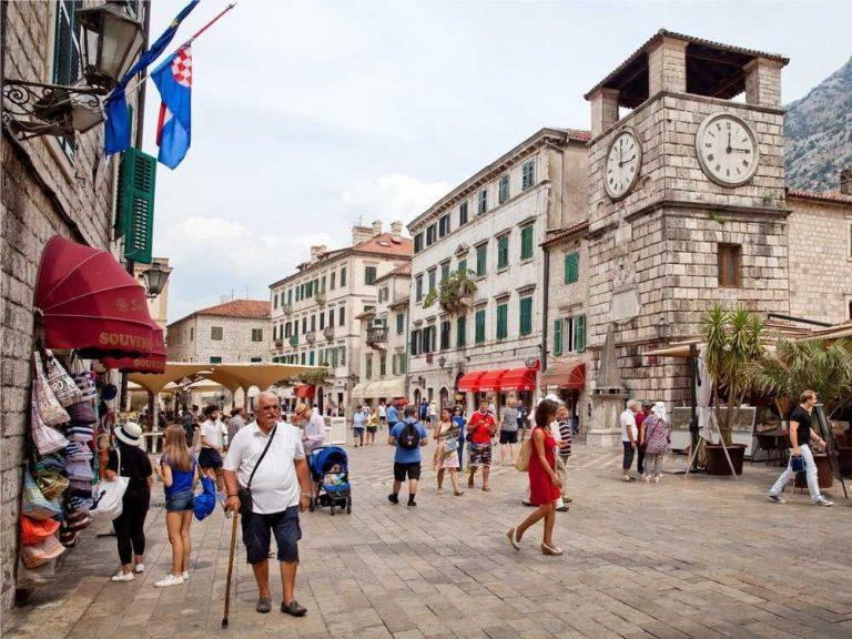 مدينة كوتور بالجبل الأسود