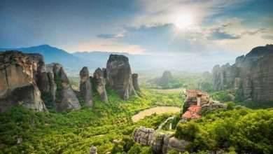Photo of الطبيعة في اليونان .. تعرف معنا على أجمل وأهم معالم الطبيعة باليونان