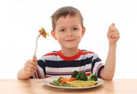 النظام الغذائي .. تقوية مناعة الاطفال