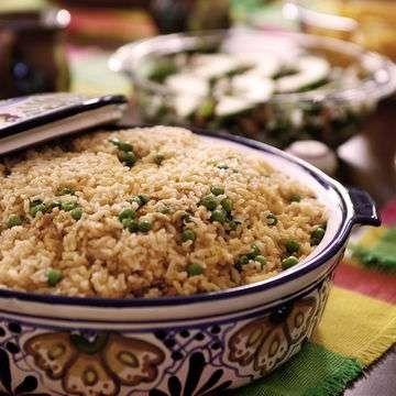 الأرزّ المكسيكيّ