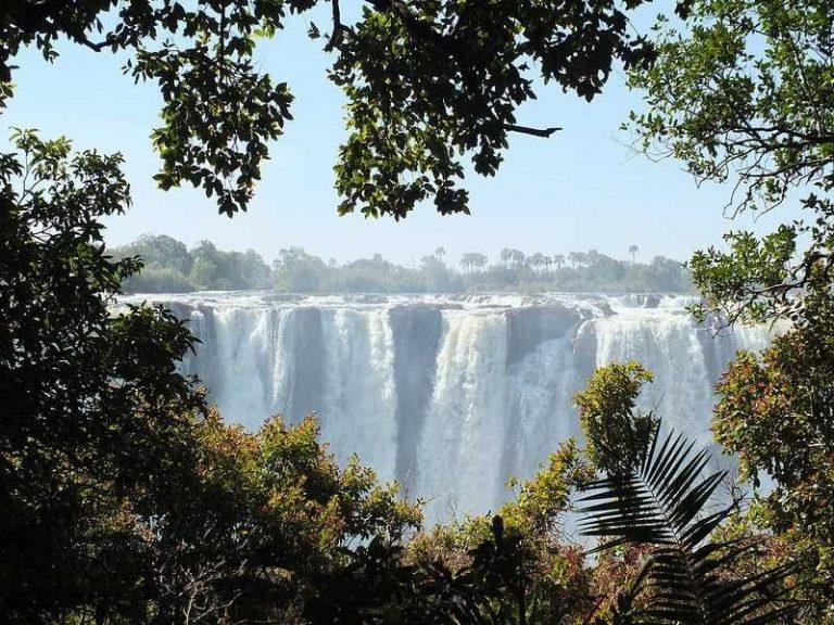 الطبيعة في زيمبابوي