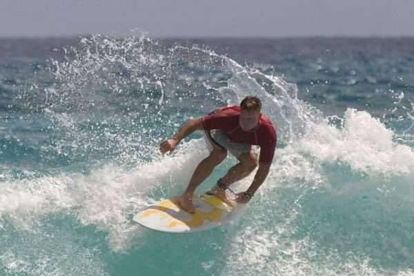 الركمجة فى هاواى