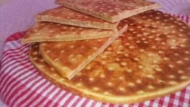 Photo of طريقة عمل خبز الفطير الجزائري .. خبز الفطير الجزائرى ..