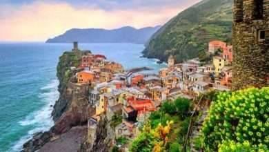 الطبيعة فى ايطاليا