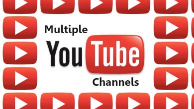 Photo of افكار لقنوات اليوتيوب… ستّة من اكثر افكار قنوات اليوتيوب انتشارًا