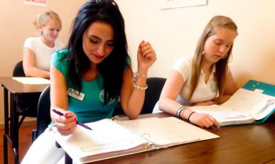 فتح المجال للطالبات في وضع المبادئ التّوجيهيّة
