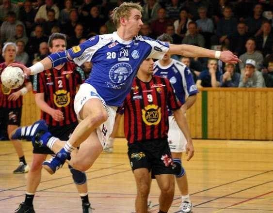 معلومات عن رياضة كرة اليد