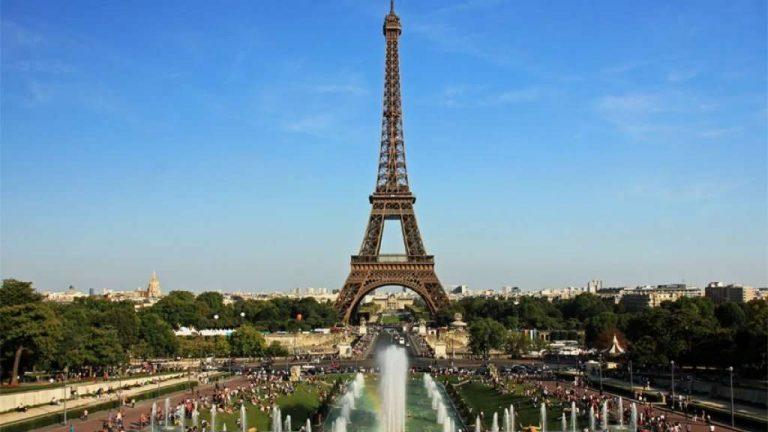 فرنسا- باريس .. المسافات بين دول اوروبا بالسيارة
