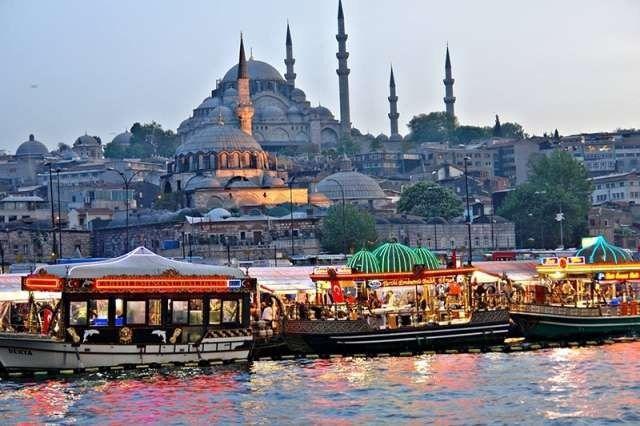 من إسطنبول .. المسافات بين مدن تركيا