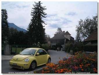 المسافات بين مدن سويسرا