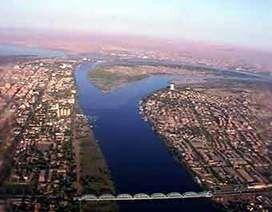 المسافات بين مدن السودان