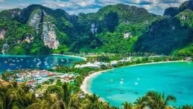 صورة الطبيعة في تايلند