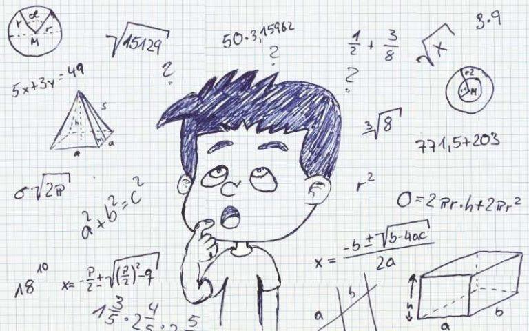 افكار شرح درس الرياضيات