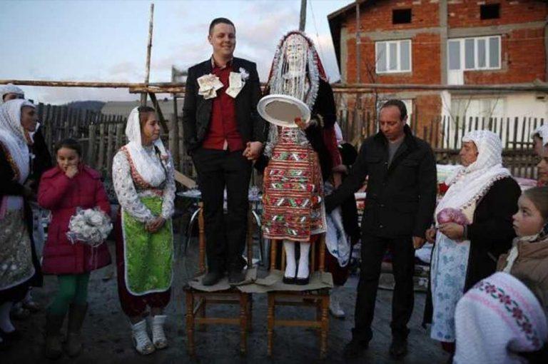 عادات الزواج في بلغاريا..