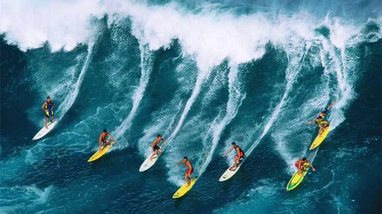 أهم المعلومات عن رياضة ركوب الأمواج | موقع المعلومات