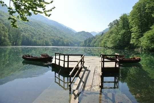 متنزهات وطنية فى الجبل الأسود