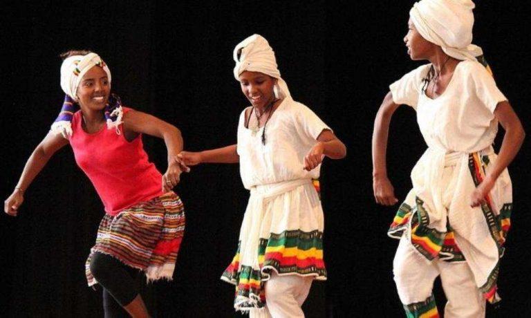 أنواع الرقص الأثيوبي