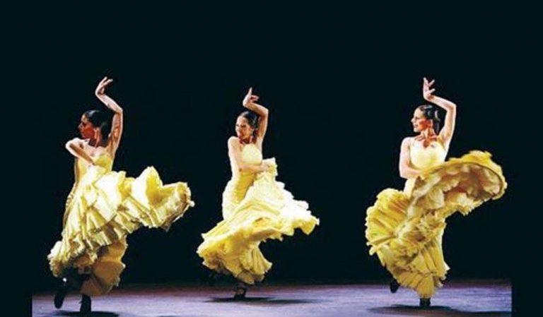 أنواع الرقص الأسباني