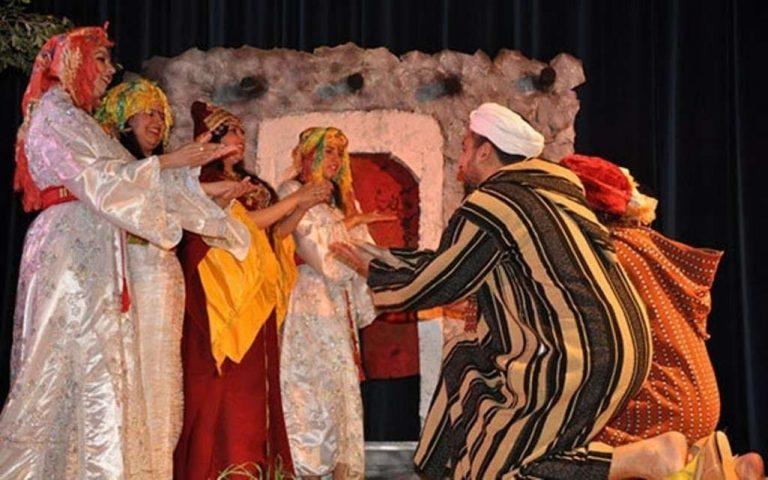 أنواع الرقص الأمازيغي