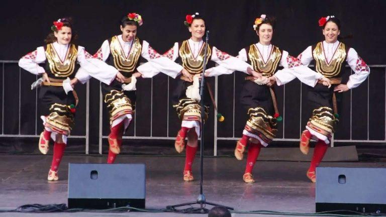 أنواع الرقص الأوروبي