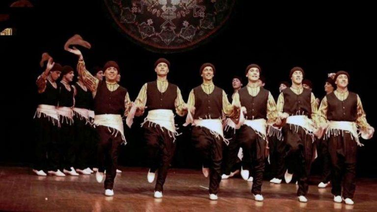 أنواع الرقص التركي