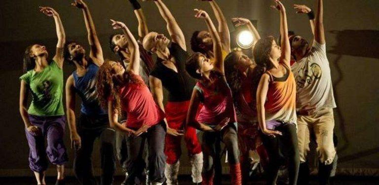 أنواع الرقص الحديث