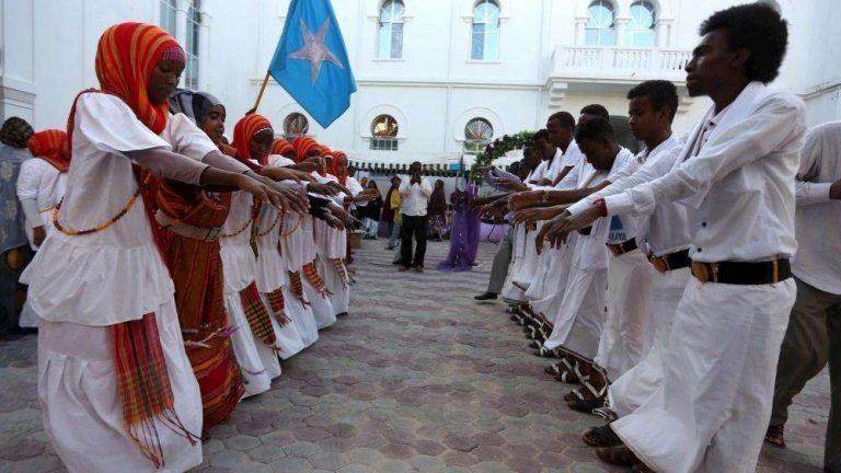 أنواع الرقص الصومالي