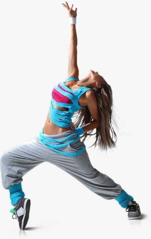 أنواع الرقص الفردي
