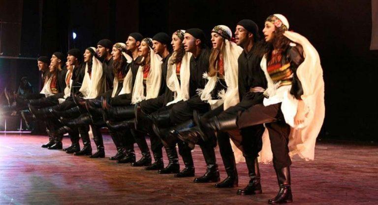أنواع الرقص الفلسطيني