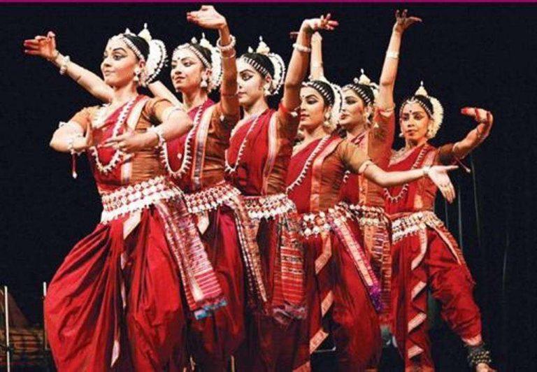 أنواع الرقص الهندي